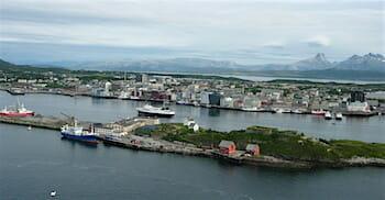 ボードー(Bodø)/ Wikipedia