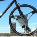 魅力的な交換する駆動輪「GeoOrbital Wheel」