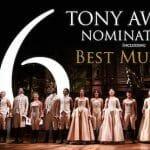 「ハミルトン」歴史を作る、トニー賞で16ノミネート
