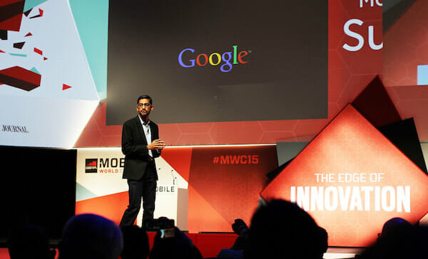 Sundar Pichai - SVP, Android, Chrome and Apps, Google / Maurizio Pesce