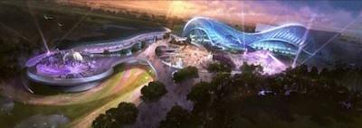 TRON Lightcycle Power Run(Tomorrowland)/ Wikipedia