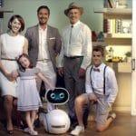 ASUS初のファミリーロボット「Zenbo」を発表
