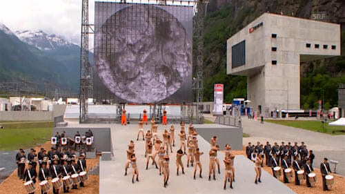 Bizarre Opening Ceremony: PART 2 First 15 Minutes UNEDITED