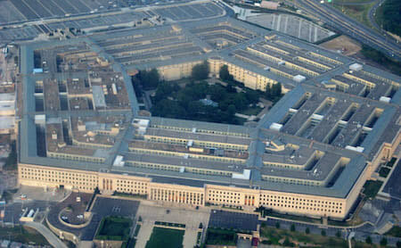 The pentagon building / gregwest98