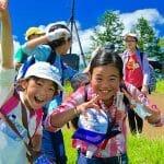 小学生が多様な生き方を学ぶサマーキャンプ(NGK)