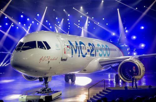 MC-21-300 / mc21eng.irkut.com