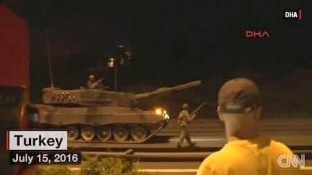 Turkey coup Live updates / CNN