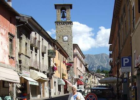 アマトリーチェ(Amatrice)/ Wikipedia