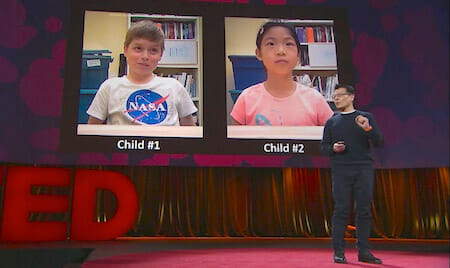 Kang Lee: Can you really tell if a kid is lying?