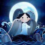 アイルランド神話、美しいアニメ映画「海のうた」
