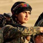 美しきクルド人女性兵士の壮絶な死