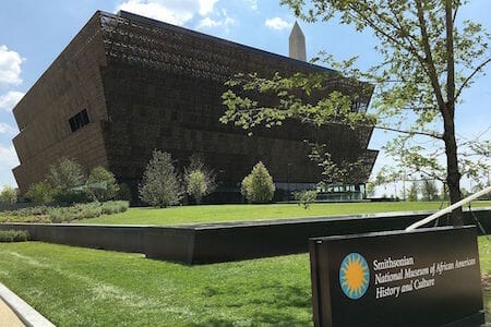 National Museum of African American History and Culture / Wikipedia