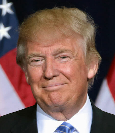 Donald Trump / Wikipedia