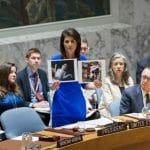 シリアでまた民間人に化学兵器が使用される