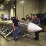 大規模爆風爆弾兵器(MOAB)の投下映像を公開
