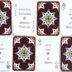 アイヌ語トランプ(Aynu language playing cards)