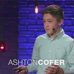 若い発明家の発泡スチロールリサイクル計画(TED: Ashton Cofer)