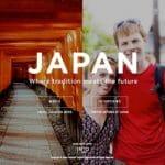日本のユニークな魅力を表現するムービー「JAPAN」