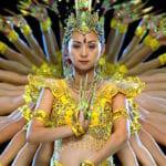 輪廻転生を表現する圧倒的な映像美の映画(Samsara)