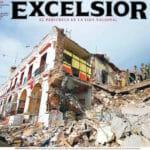 メキシコのチアパス地震(M8.1)救助活動が続く