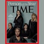 米タイム誌「今年の人」は、沈黙を破った人たち #MeToo