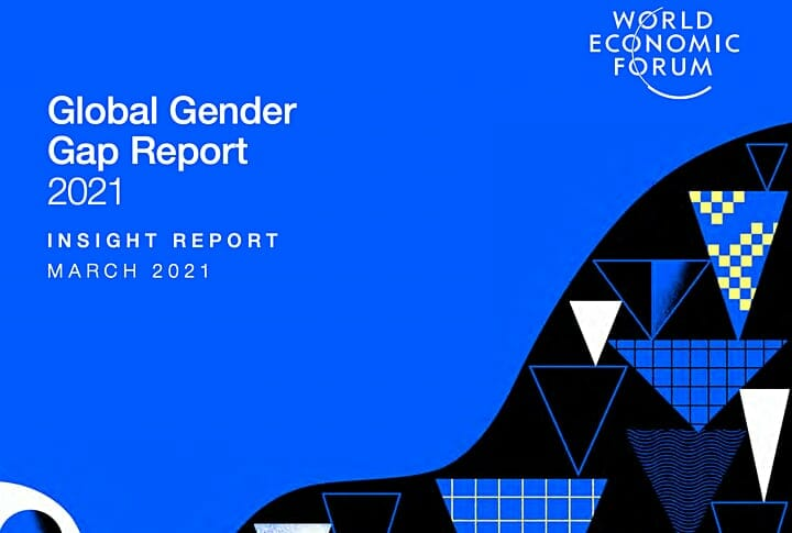 世界男女格差指数2021 日本120位(Global Gender Gap Report 2021) – Nobuyuki Kokai